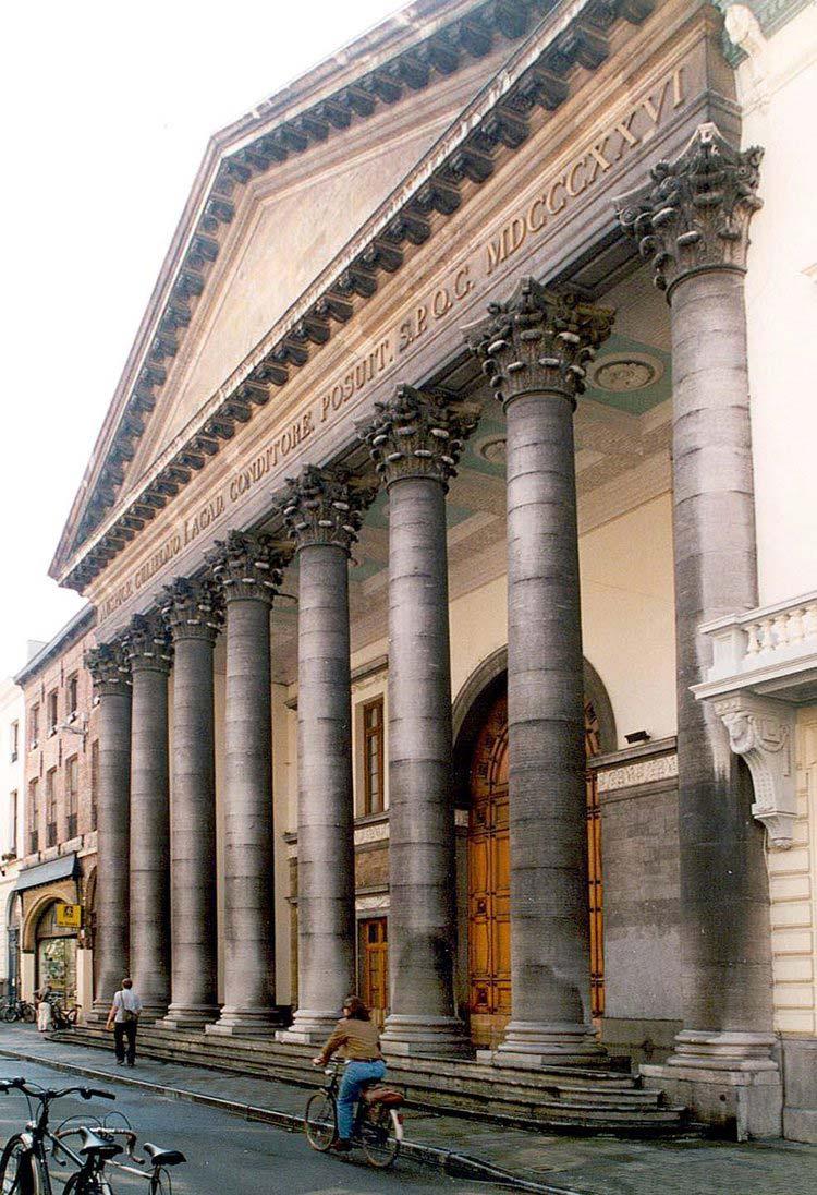 Aula Ghent