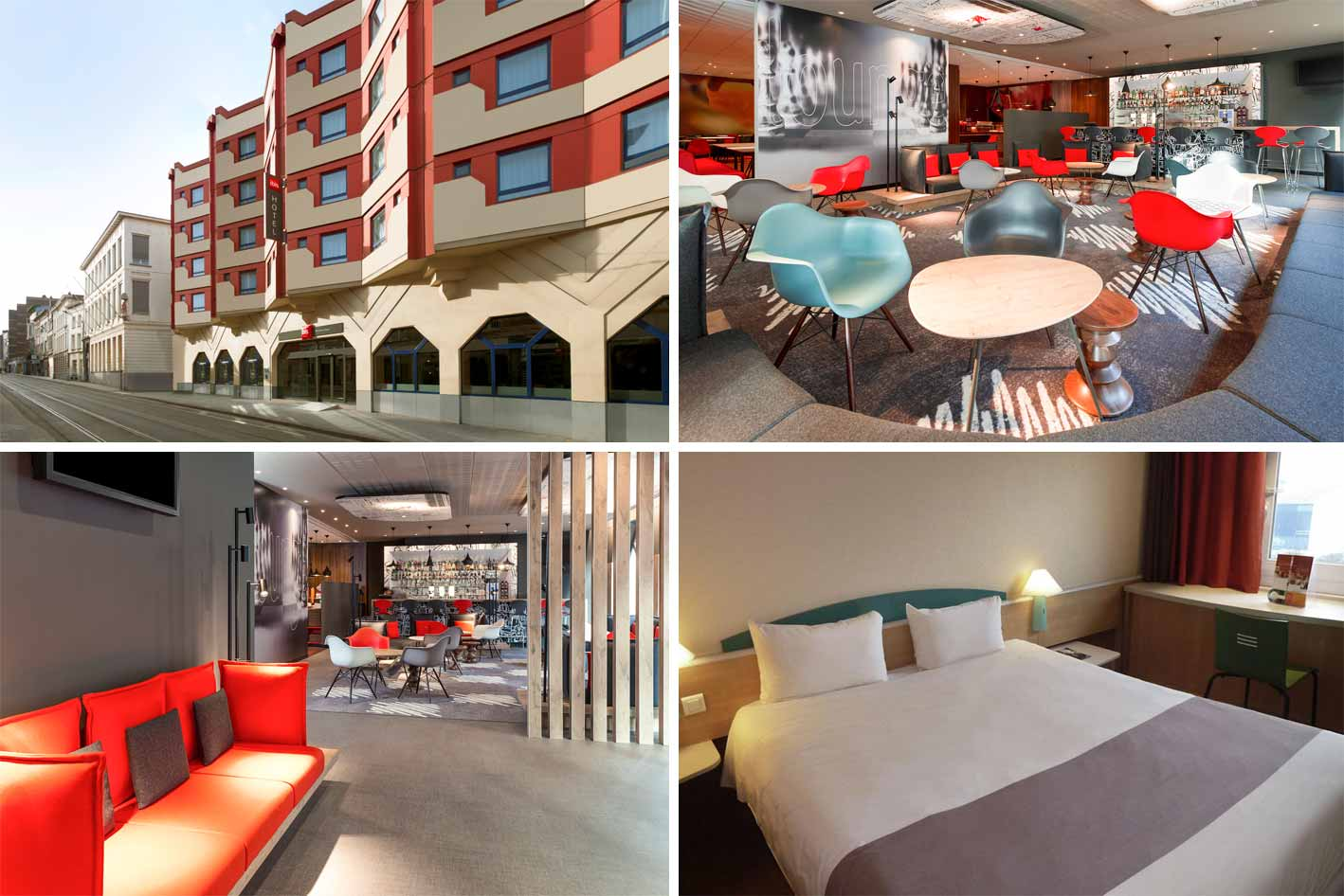 IBIS Ghent Centre Opera Hotel***