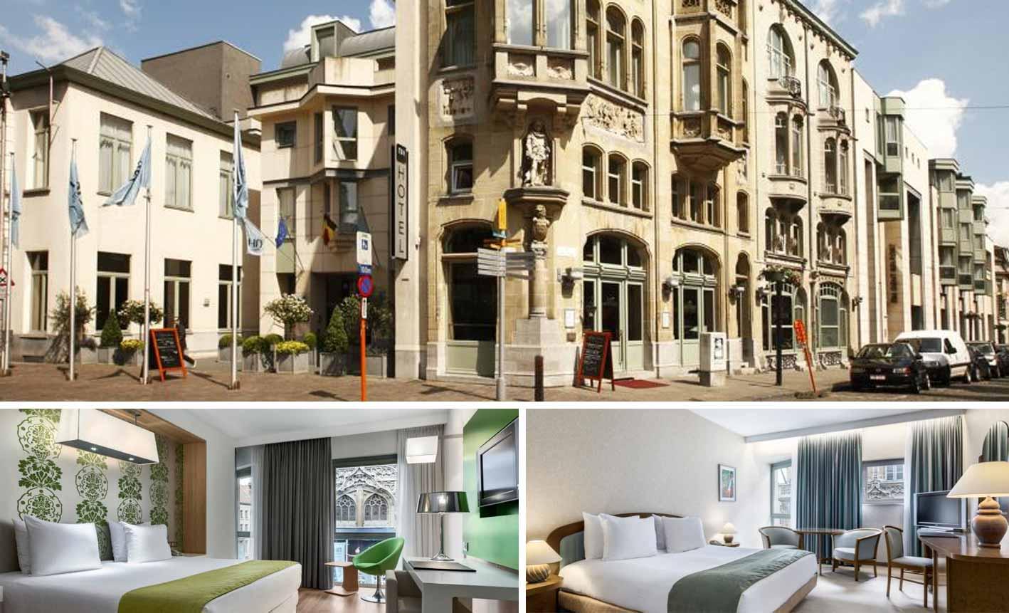 Hotel NH Ghent Belfort****