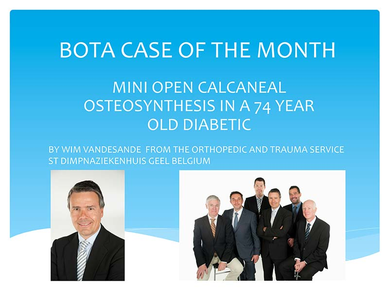BOTA case of the month