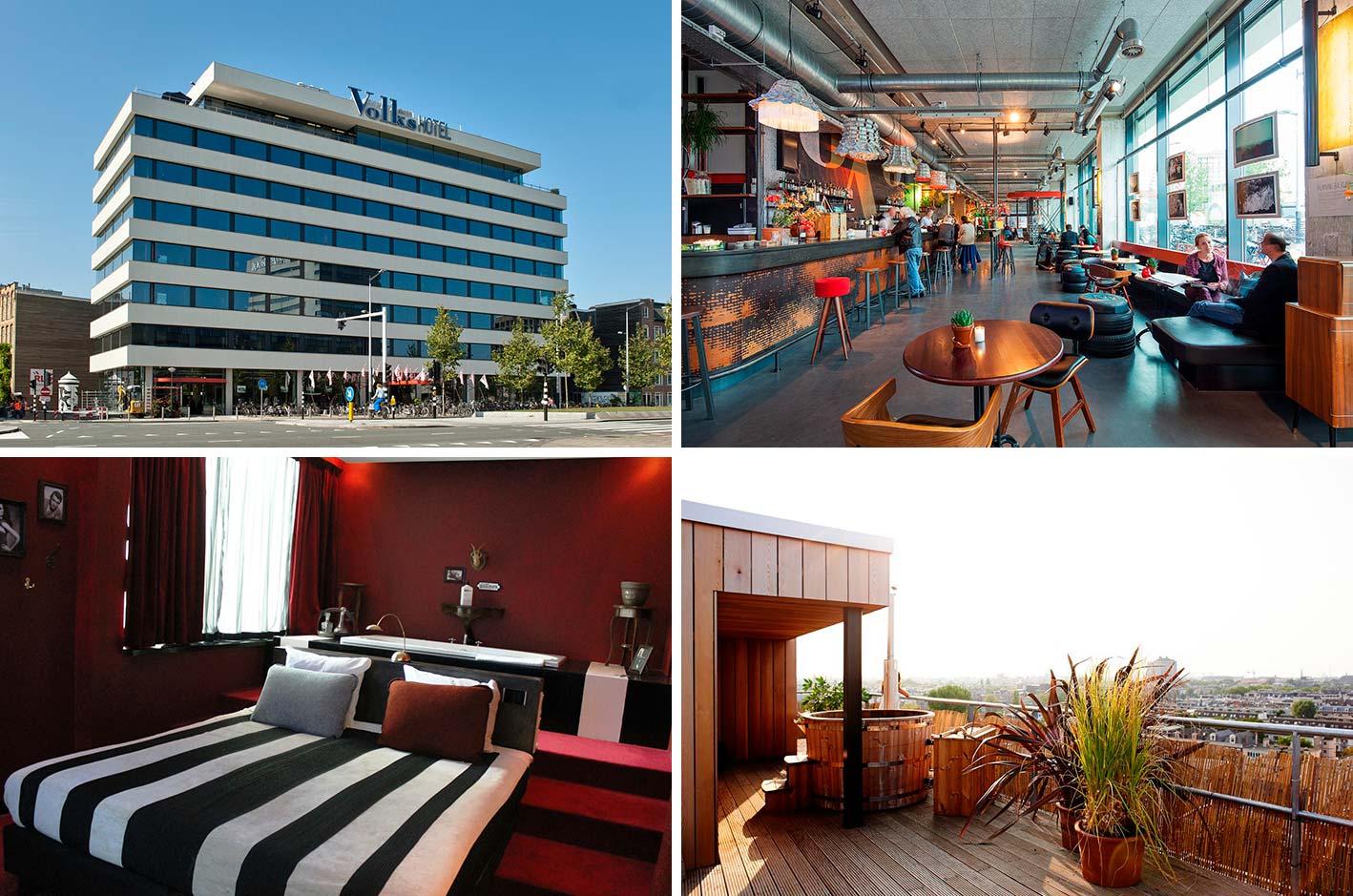 Hotel Volkshotel
