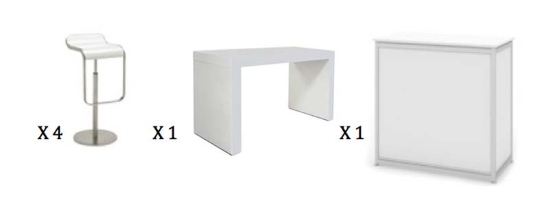 Furniture package 1