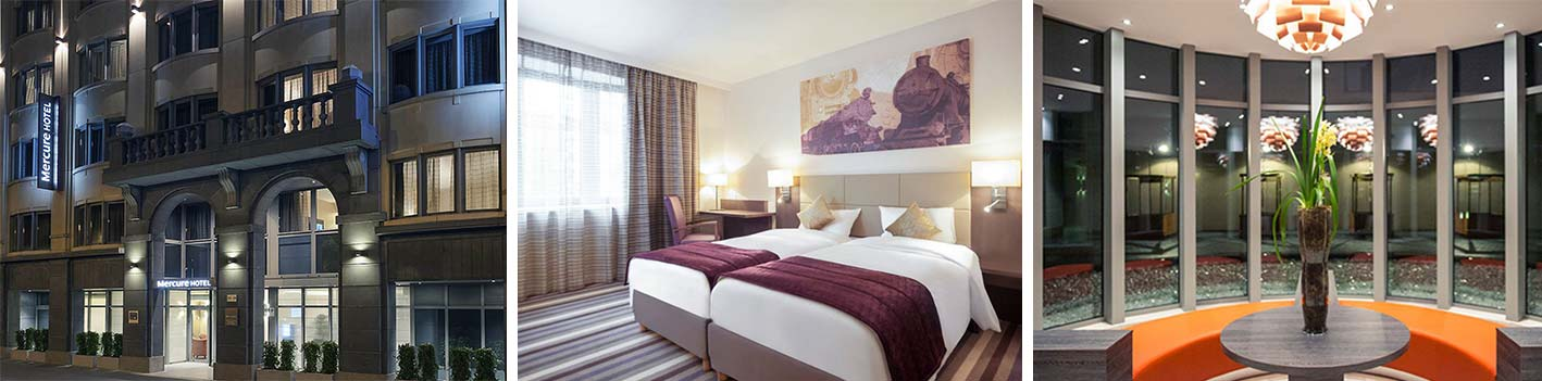 Mercure Brussels Centre Midi