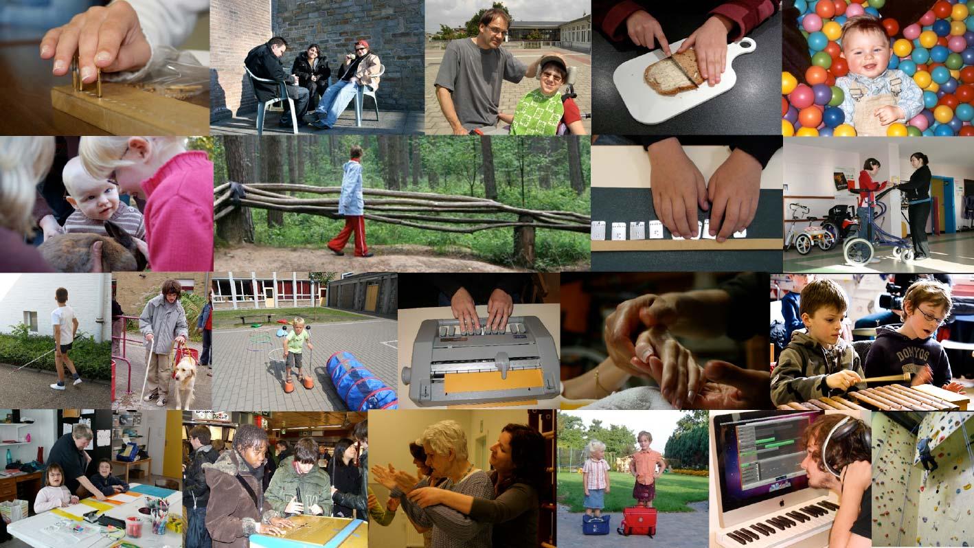 fotocollage activiteiten Host Committee