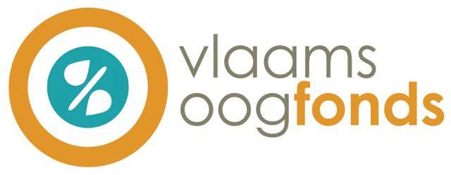 Logo Vlaams Oogfonds