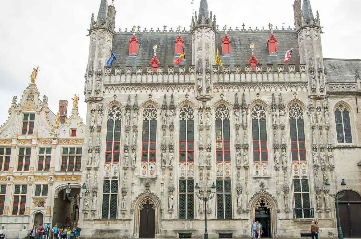 Concert Hall Bruges