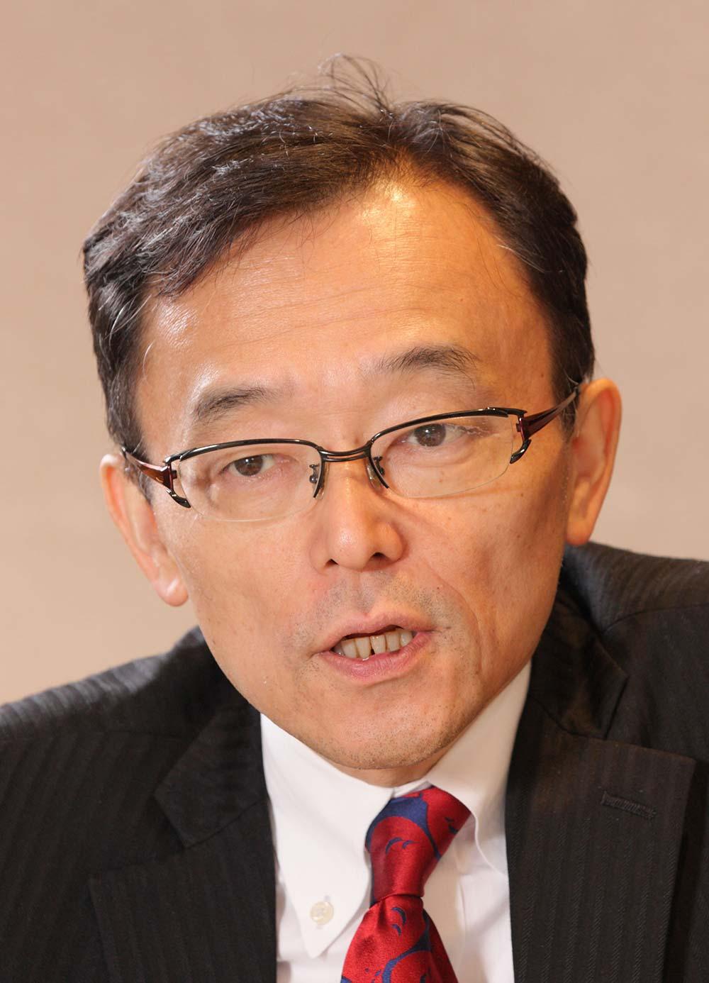 Prof. Yoshikazu Ugawa