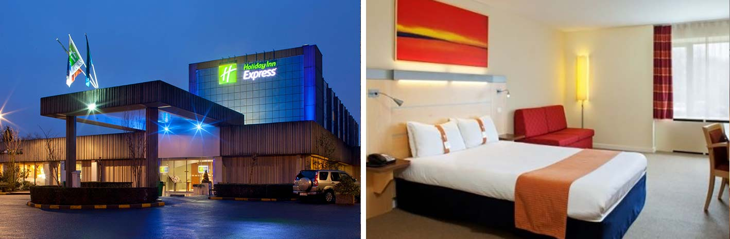 Holiday Inn Gent Express