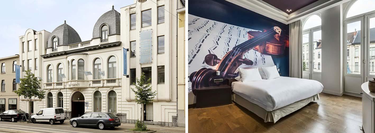 Hotel NH Gent Sint-Pieters
